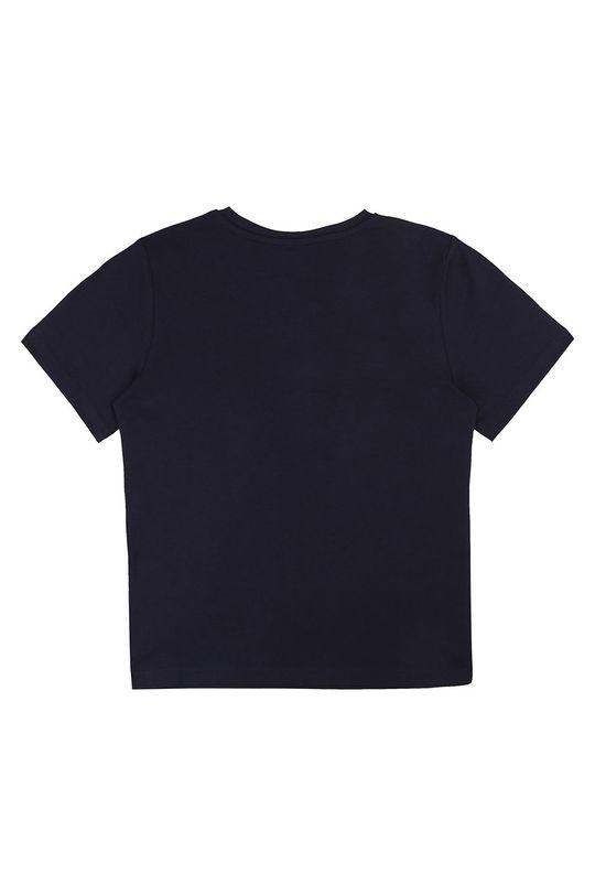 Boss - Dětské tričko 104-110 cm námořnická modř