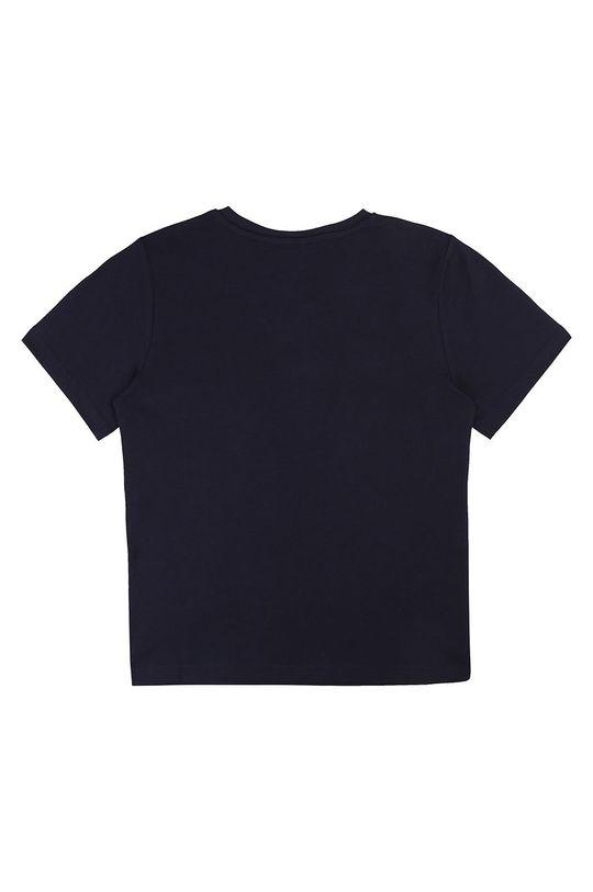 Boss - Dětské tričko 116-152 cm námořnická modř