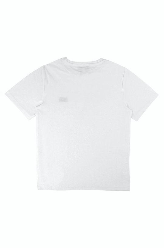 Boss - T-shirt dziecięcy 164-176 cm biały