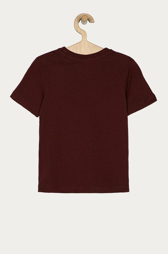 Jack & Jones - T-shirt dziecięcy 128-176 cm ciemny fioletowy