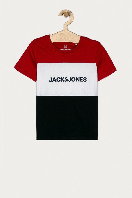 czerwony Jack & Jones - T-shirt dziecięcy 128-176 cm Chłopięcy