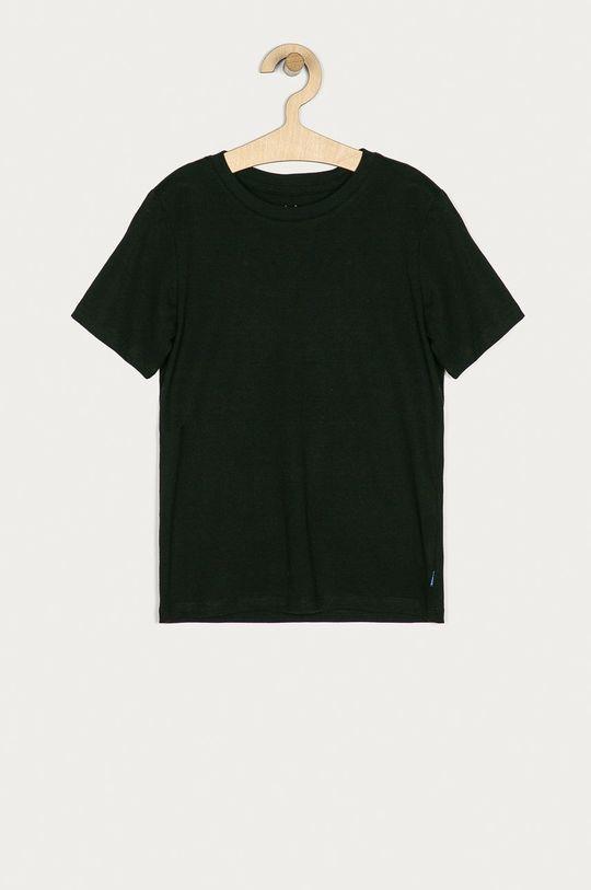 černá Jack & Jones - Dětské tričko 128-176 cm Chlapecký