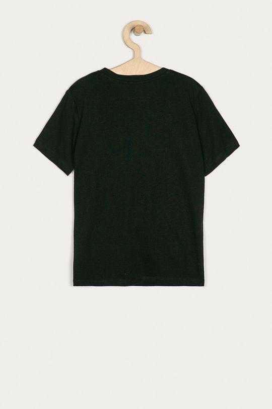 Jack & Jones - Dětské tričko 128-176 cm černá