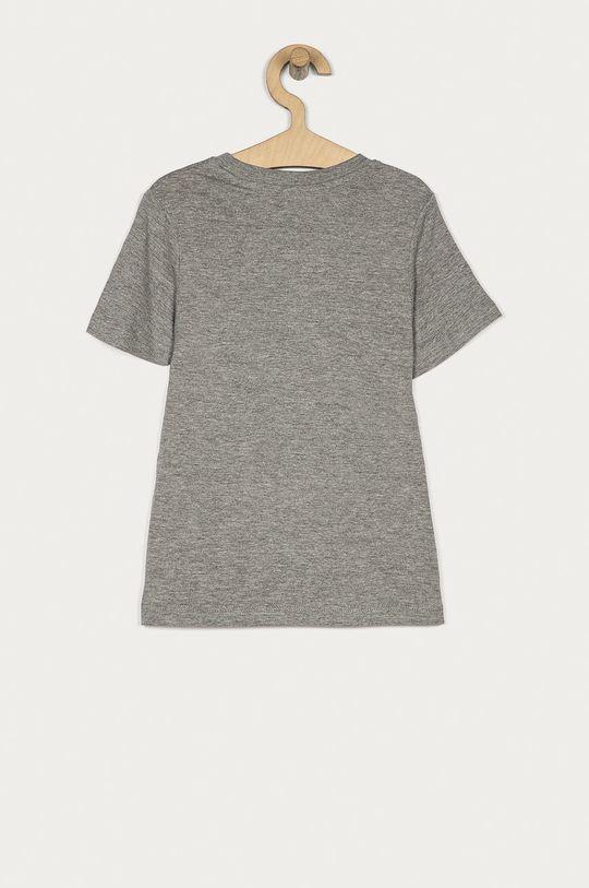 Jack & Jones - T-shirt dziecięcy 128-176 cm jasny szary