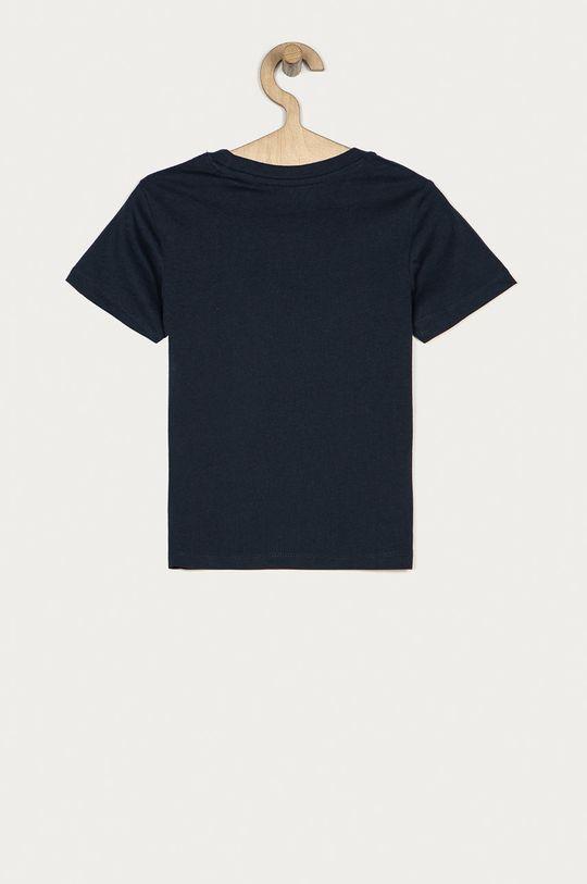 Jack & Jones - T-shirt dziecięcy 128-176 cm granatowy