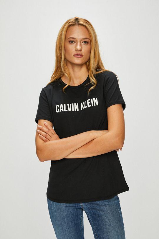 černá Calvin Klein Performance - Top Dámský