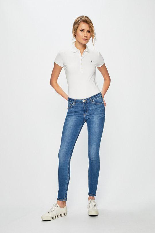 Polo Ralph Lauren - Top 97 % Bawełna, 3 % Elastan,