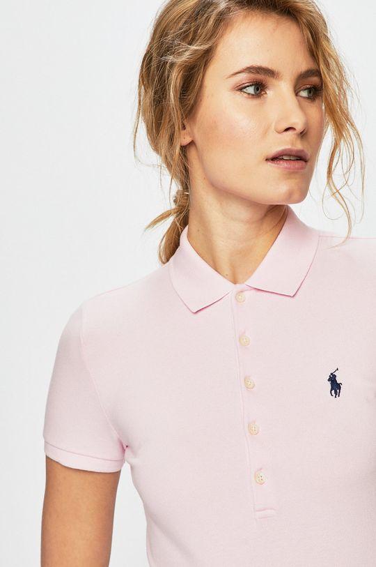 růžová Polo Ralph Lauren - Top Dámský