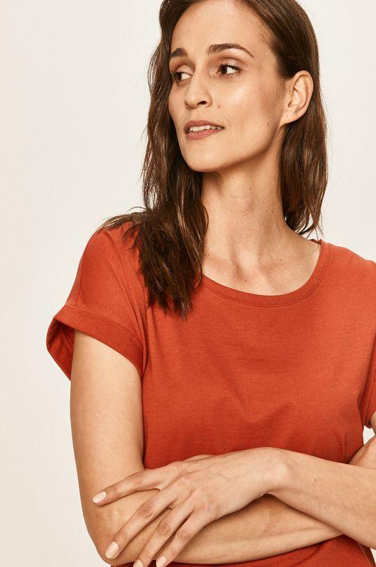 czerwony Vila - T-shirt