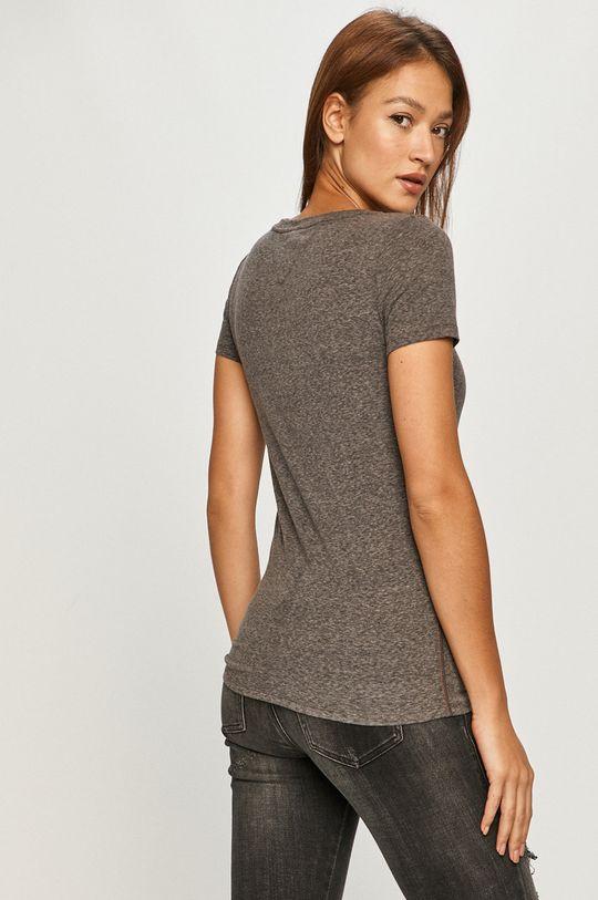 Tommy Jeans - T-shirt 44 % Bawełna, 50 % Poliester, 6 % Wiskoza