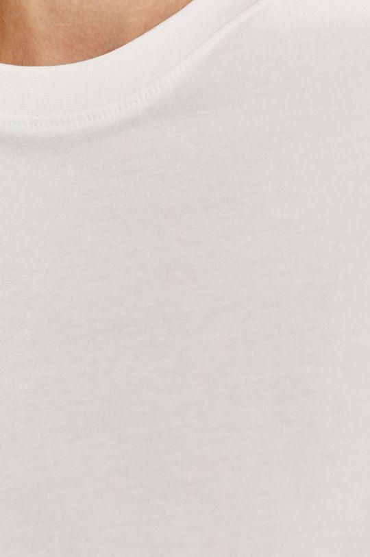 bílá Pieces - Tričko