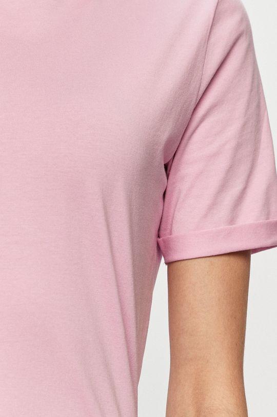 Pieces - T-shirt Damski