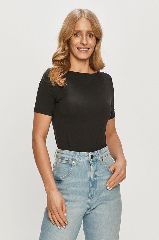 čierna Vero Moda - Tričko