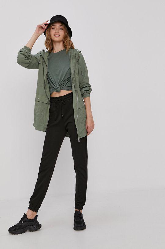 Vero Moda - Tričko zelená
