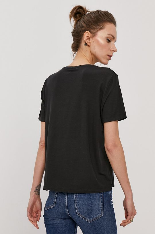 Vero Moda - T-shirt 5 % Elastan, 95 % Tencel