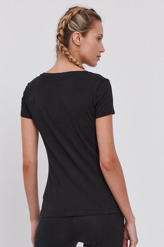 EA7 Emporio Armani - T-shirt  48% pamut, 5% elasztán, 47% modális anyag