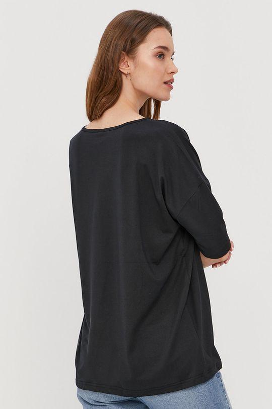 Pieces - Tričko  5% Elastan, 95% Recyklovaný polyester