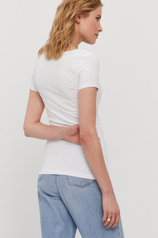 Vero Moda - Top  Základná látka: 47% Bavlna, 7% Elastan, 46% Polyester