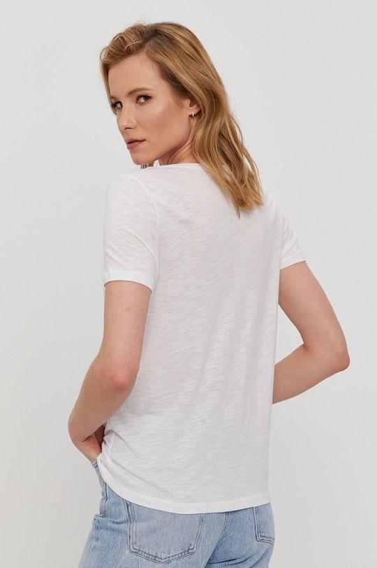 Pieces - T-shirt 50 % Bawełna organiczna, 50 % Wiskoza