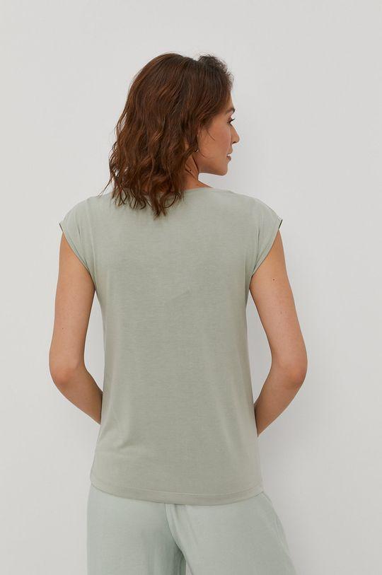 Pieces - T-shirt 76 % Modal, 24 % Poliester