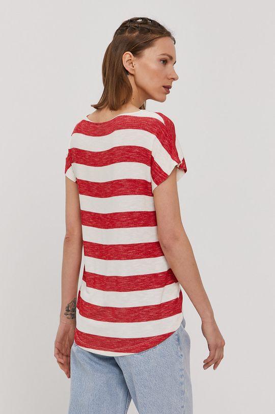 Vero Moda - T-shirt 4 % Elastan, 96 % Wiskoza LENZING ECOVERO