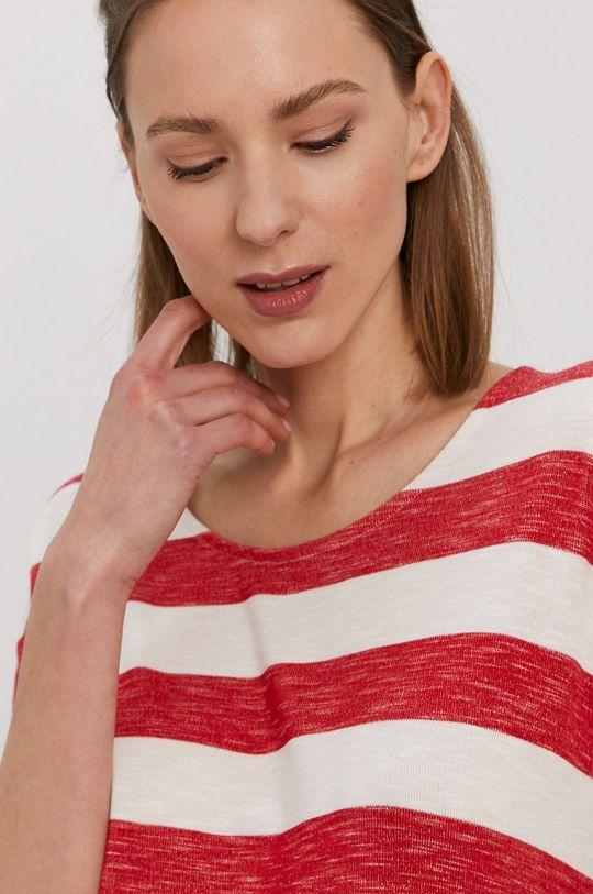 ostry czerwony Vero Moda - T-shirt
