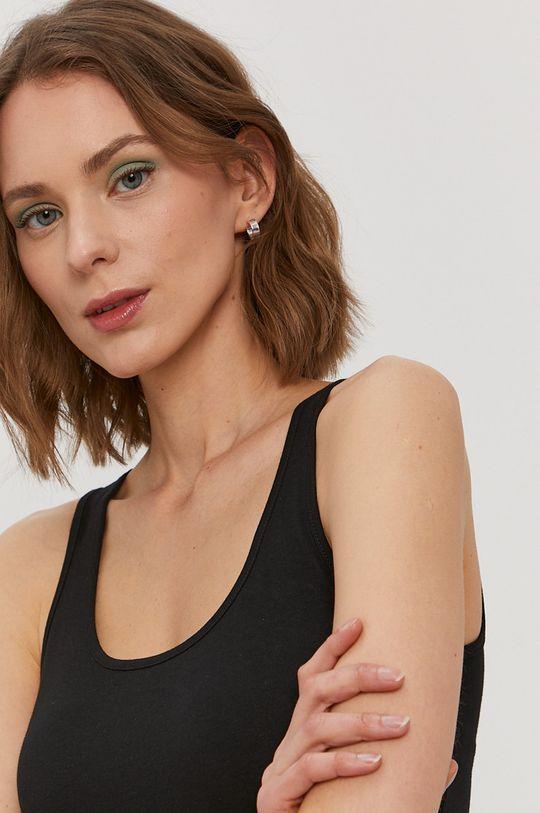 Vero Moda - Top 95 % Bawełna, 5 % Elastan