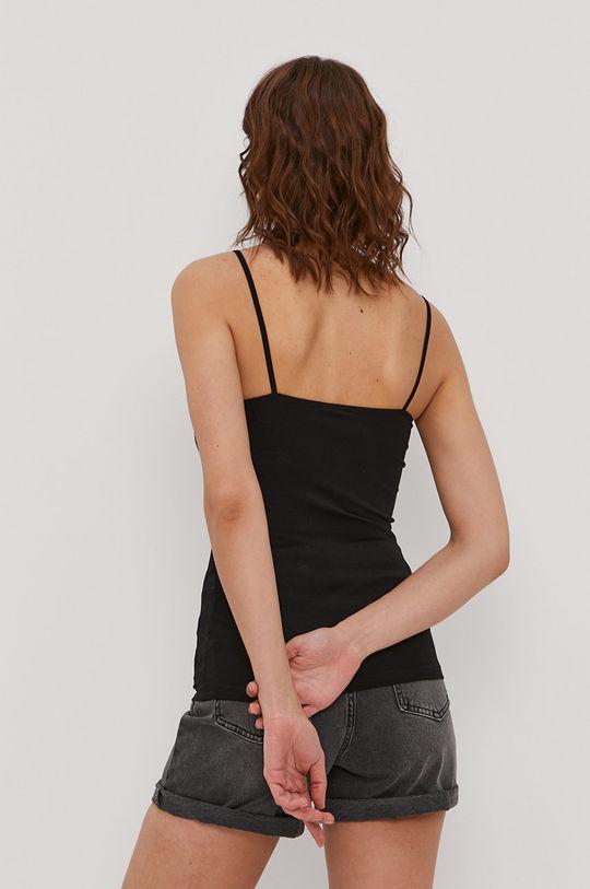 Vero Moda - Top  5% Elastan, 95% Organická bavlna