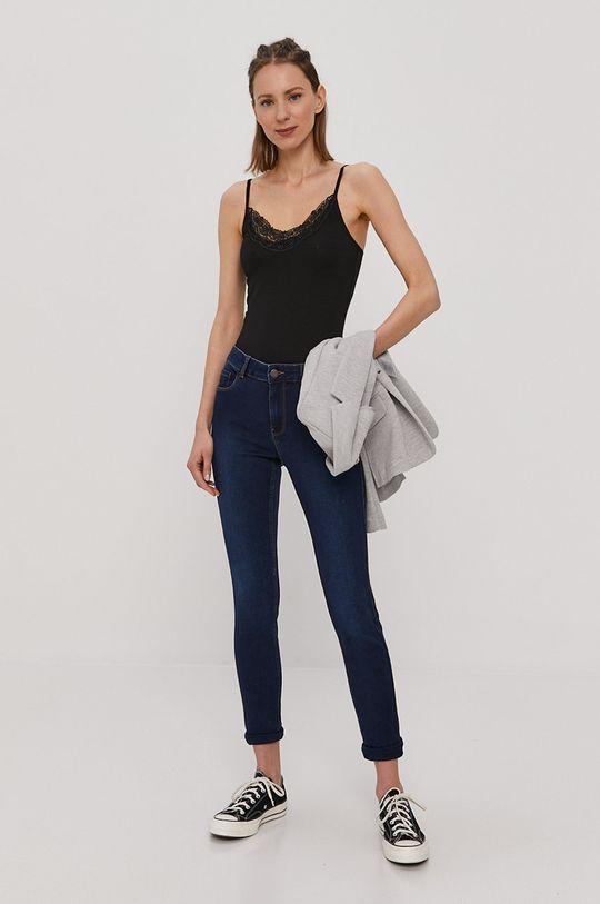 Vero Moda - Top (2-pack) czarny