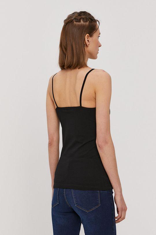Vero Moda - Top (2-pack) Materiał zasadniczy: 95 % Bawełna organiczna, 5 % Elastan, Wstawki: 100 % Poliester