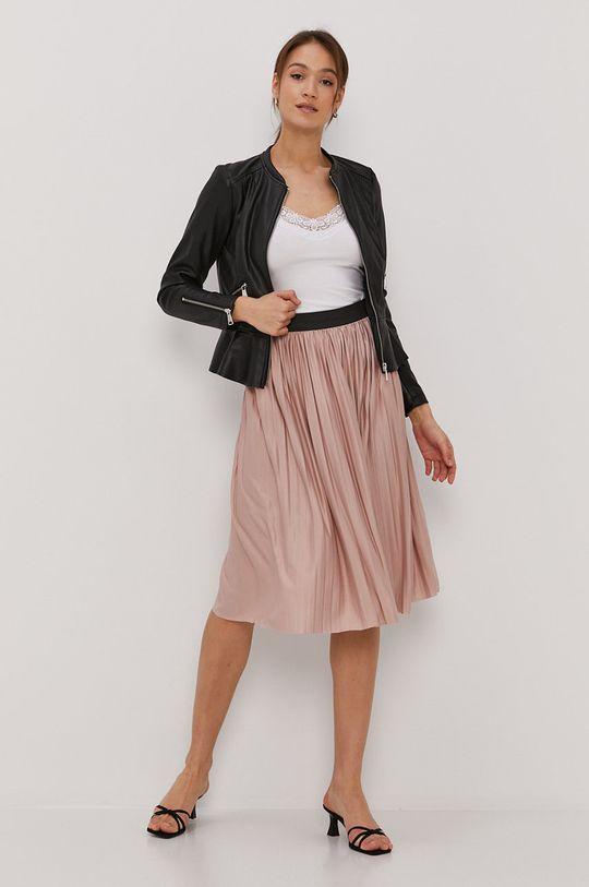 Vero Moda - Top (2-pak)  Základná látka: 95% Organická bavlna, 5% Elastan Prvky: 100% Polyester