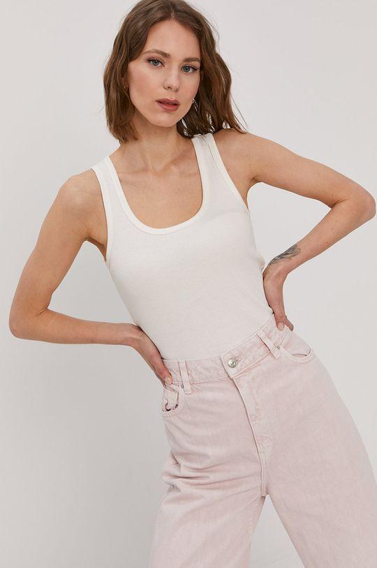 biały Vero Moda - Top (2-pack) Damski