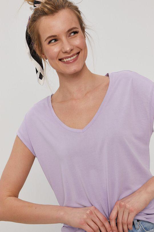 winogronowy Vero Moda - T-shirt