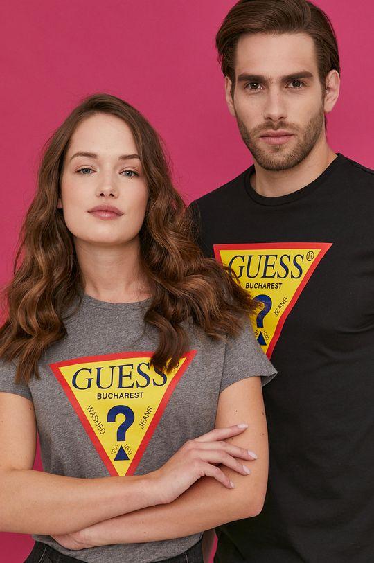 Guess - Tričko z narozeninové kolekce Dámský