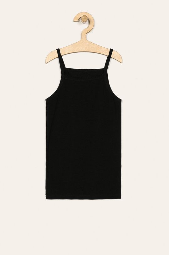 černá Name it - Dětský top 110-116 cm Dívčí