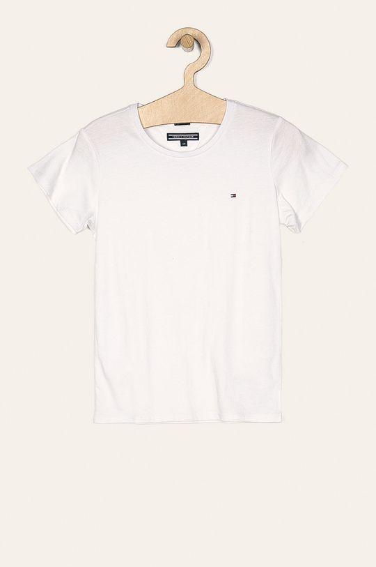 biały Tommy Hilfiger - T-shirt dziecięcy 74-176 cm Dziewczęcy