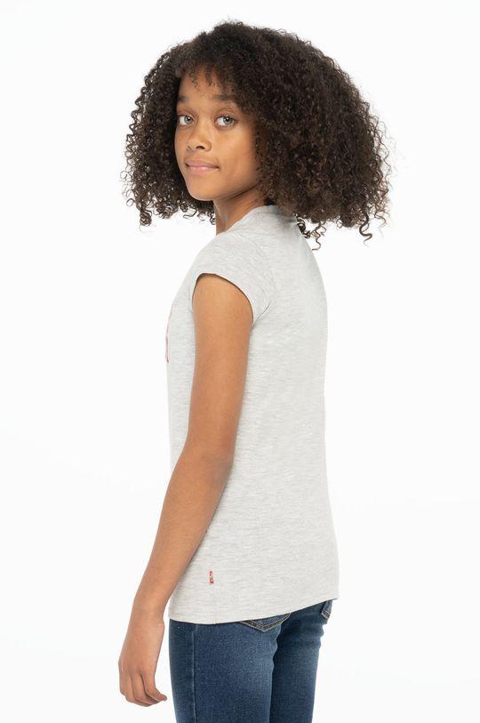 Levi's - T-shirt dziecięcy szary