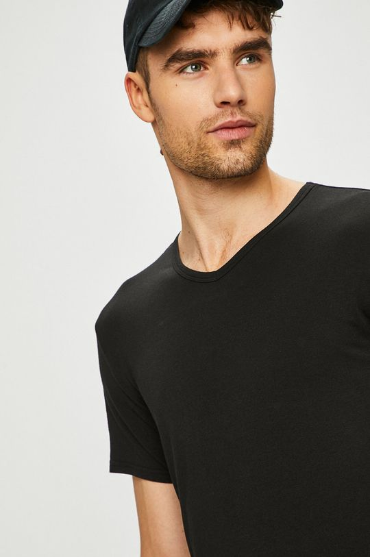 czarny Tommy Hilfiger - T-shirt (3-pack)