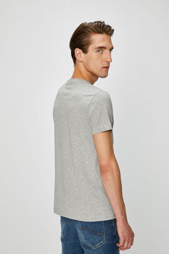 Tommy Hilfiger - Pánske tričko  95% Bavlna, 5% Elastan