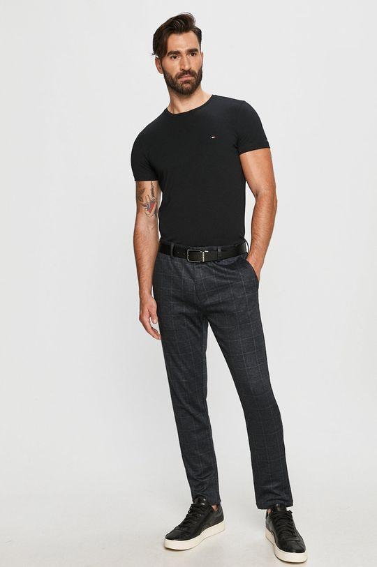 Tommy Hilfiger - Tricou negru