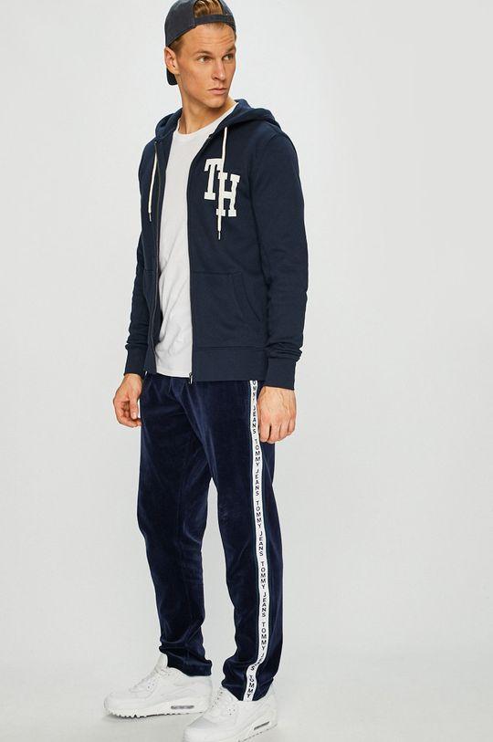 Tommy Jeans - Pánske tričko biela