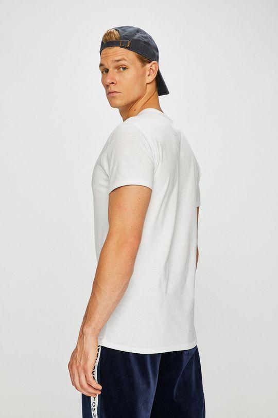 Tommy Jeans - Pánske tričko <p>100% Bavlna</p>