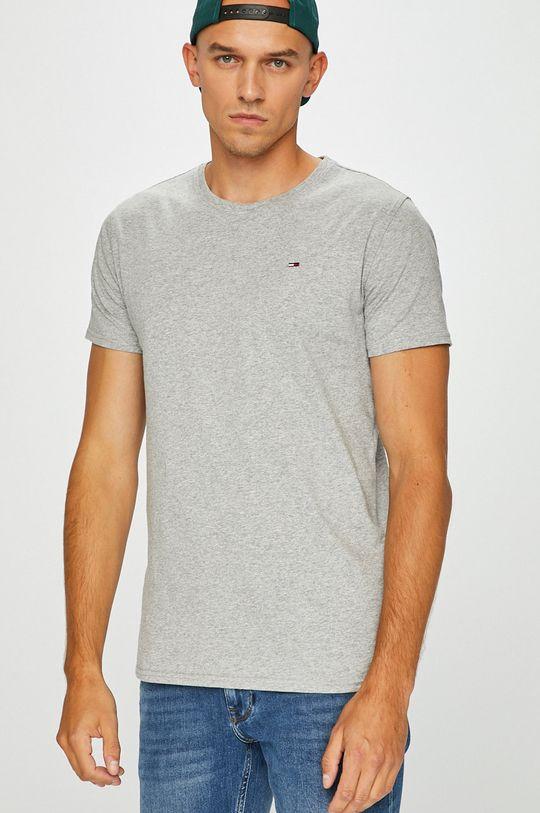 Tommy Jeans - Pánske tričko Pánsky