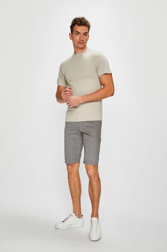 Henderson - Tričko sivá