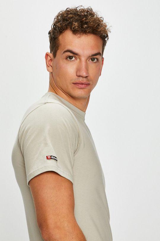 sivá Henderson - Tričko