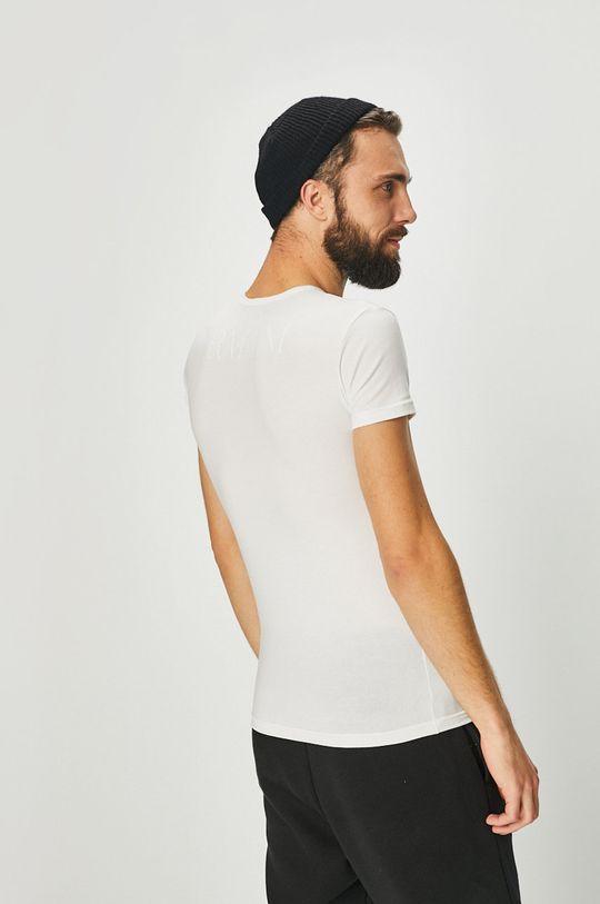 Emporio Armani - Pánske tričko <p>Základná látka: 95% Bavlna, 5% Elastan</p>