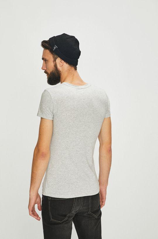 Emporio Armani - Pánske tričko <p>95% Bavlna, 5% Elastan</p>
