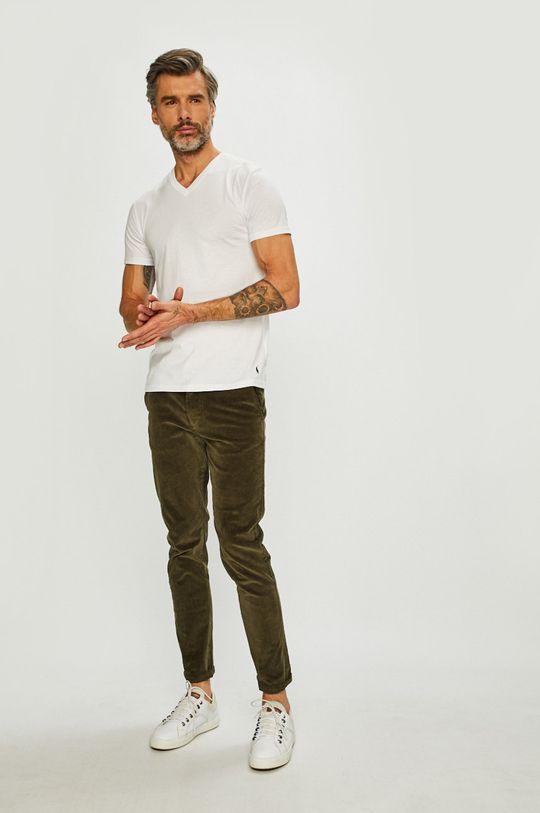 Polo Ralph Lauren - Tričko (2-Pack) bílá