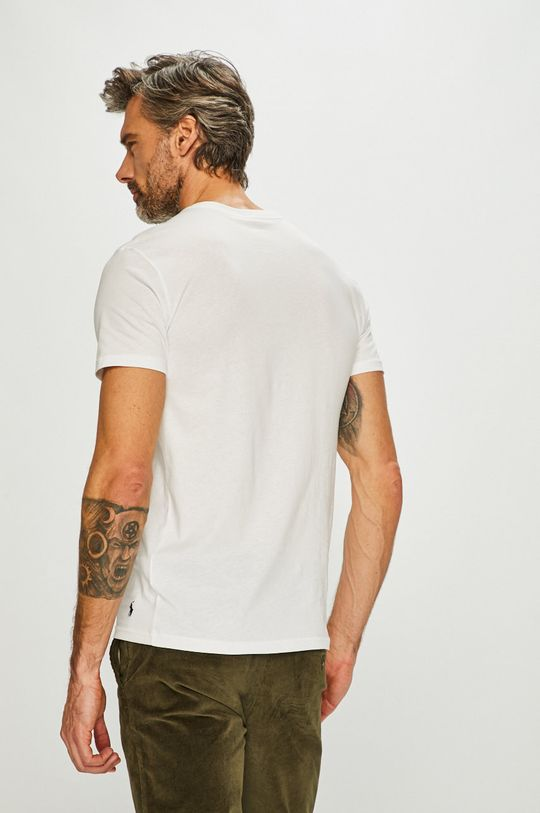 Polo Ralph Lauren - Tričko (2-Pack) Hlavní materiál: 100% Bavlna