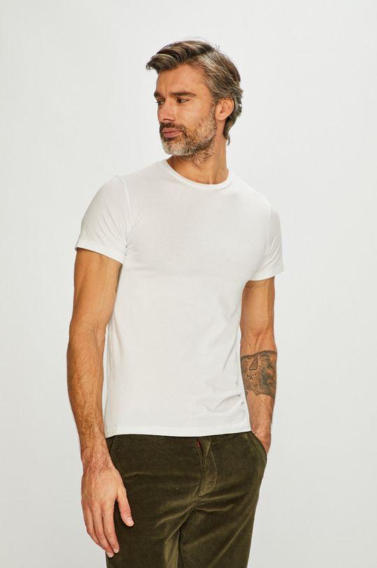 biela Polo Ralph Lauren - Pánske tričko (2-pak) Pánsky